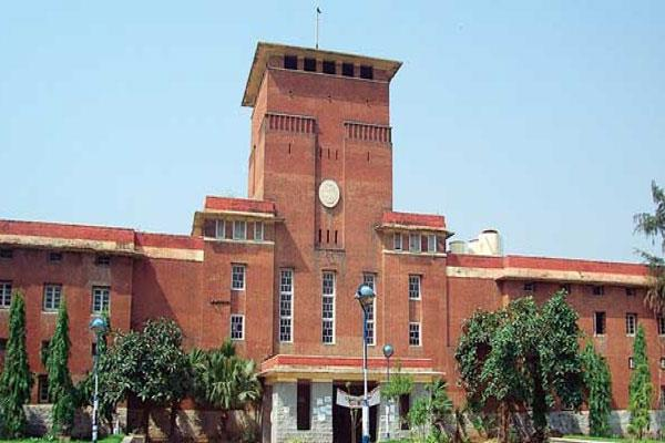 delhi university 2019 dozens colleges run without a principal
