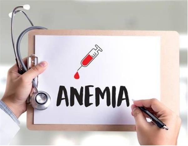 civil surgeon started anemia screening camp