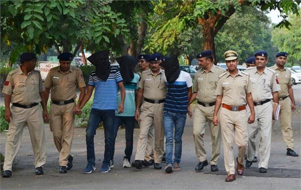 boxer arrested for killing a youth in sector 17