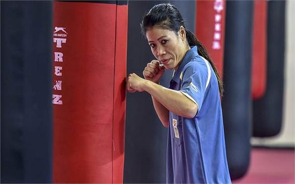 सुपर मॉम मैरी कॉम ने जीता एशिया की सर्वश्रेष्ठ महिला एथलीट का खिताब