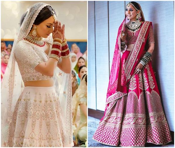 Bridal Fashion: चूड़े के लेटेस्ट व यूनिक डिजाइन्स, देखिए तस्वीरें