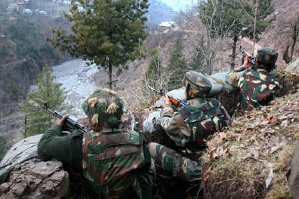 pakistan ceasefire violation punch jammu kashmir firing indian army