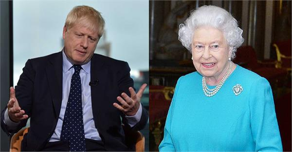 boris johnson apologised to queen over parliament