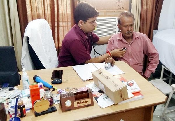 major dr vijay
