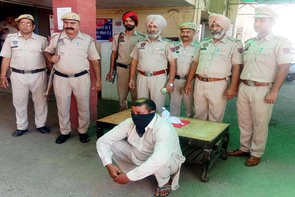drug dealer  sardari  arrested