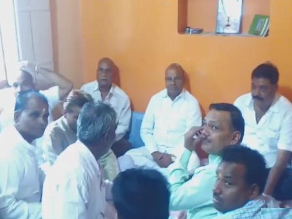 union minister thavarchandra gahlot in barod