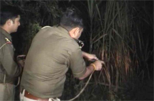 police encounter in bulandshahr 25 thousand prize shahrukh