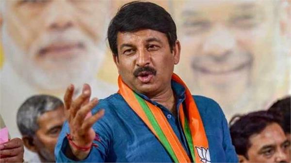 manoj tiwari says will send intruders in their country