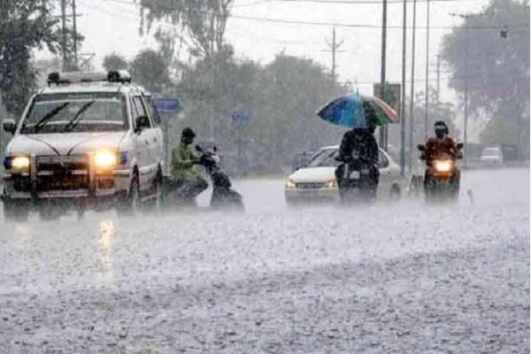 heavy rains in madhya pradesh once again alert