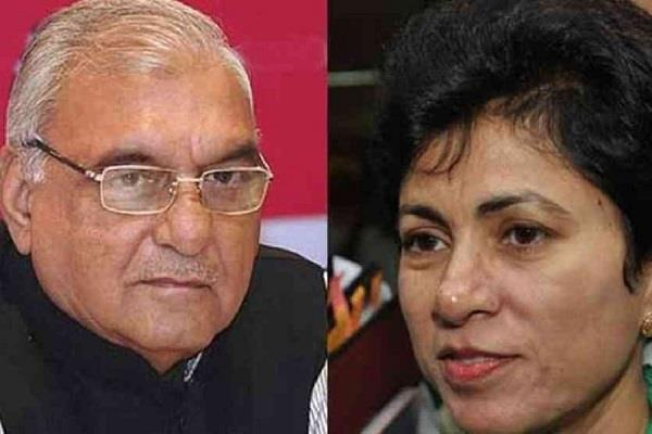 hooda and shailaja to tour all 90 circles may start from september 15