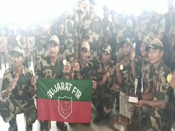 bsf frontier commando competition concludes