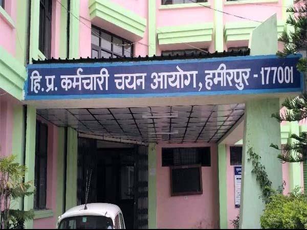 hpssc hamirpur released the schedule of written sorting exams