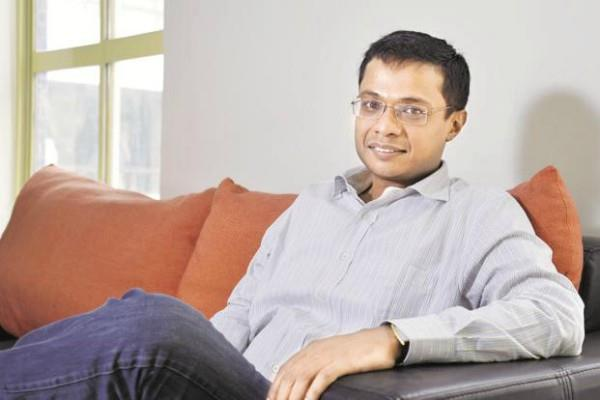 flipkart sachin bansal invested rs 740 crore in this company becomes ceo
