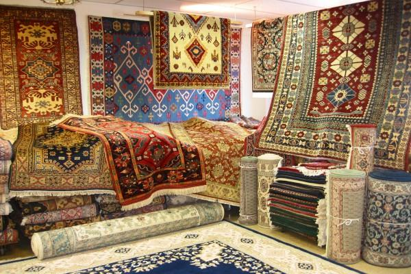 big hit on the carpet industry of kashmir