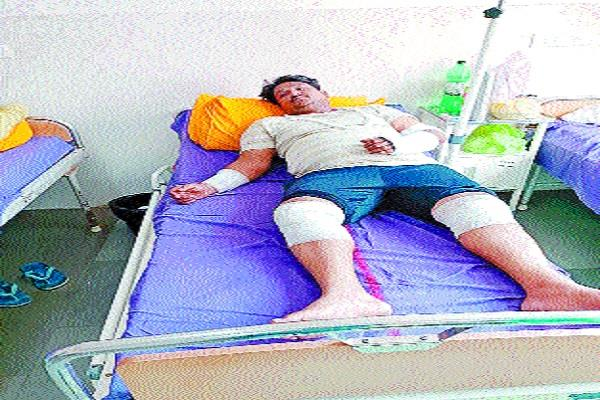 deadly attack on businessman s son and friend case filed against 5 people