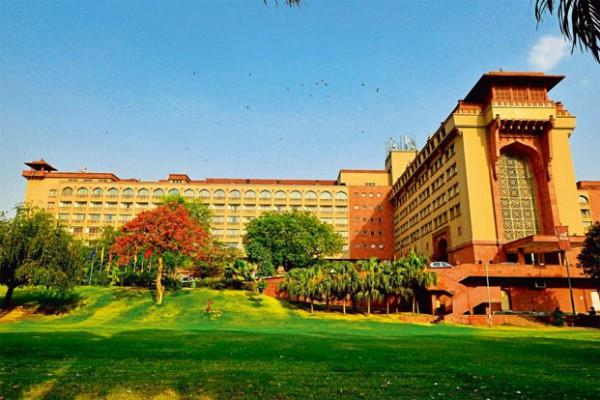 ashoka 5 star hotel to go into private hands built by prime minister nehru