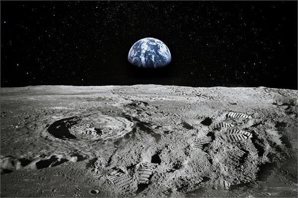 precious metals may be locked deep below the moon s surface