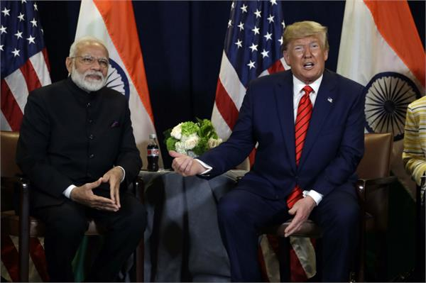 coke bottle steals thunder at modi trump meet