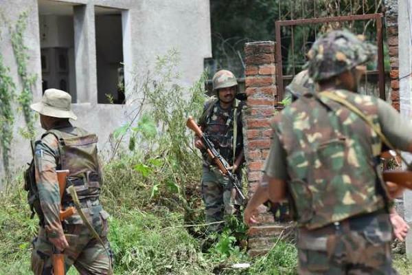 3 terrorists arrested near punjab and j k border