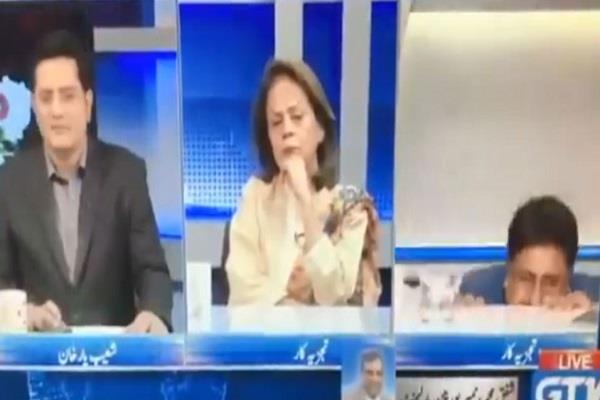 pak panelists participating in tv debates fell below
