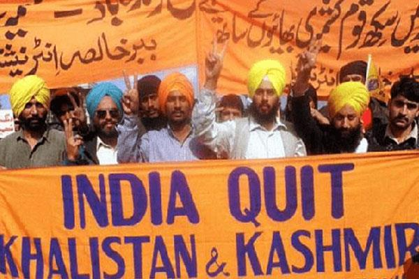 heads of five khalistani organizations lives in lahore