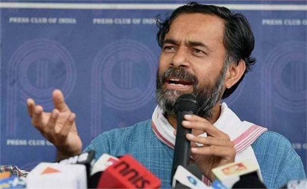 yogendra yadav said haryana ranks first in unemployment