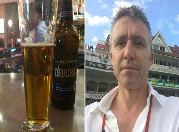 manchester hotel charge 50 lakhs for beer from peter lalor