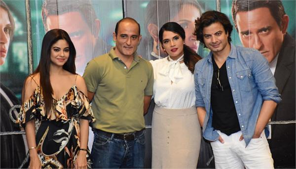 film section 375 starcast of akshaye khanna and richa chadda exclusive interview