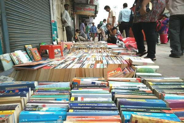 new delhi daryaganj book market new address chandni chowk mahila haat ground