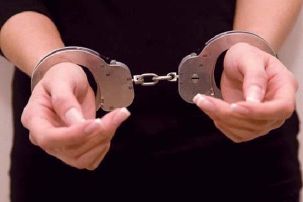 illegal liquor smuggler arrested