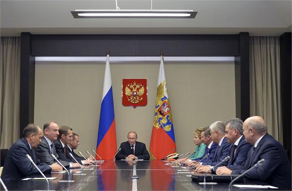 russia unsc rotating presidency on september
