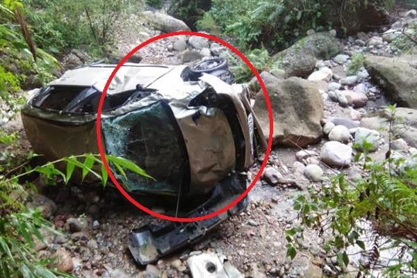 father tragic death in road accident