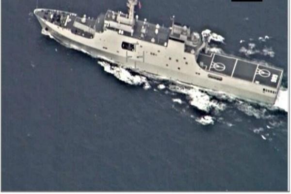 chinese warship seen in indian ocean indian naval alert
