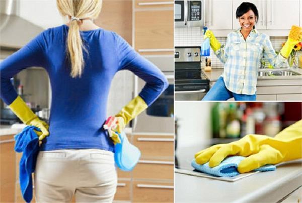 किचन को बैक्टीरिया फ्री बनाएंगे ये 6 आसान टिप्स