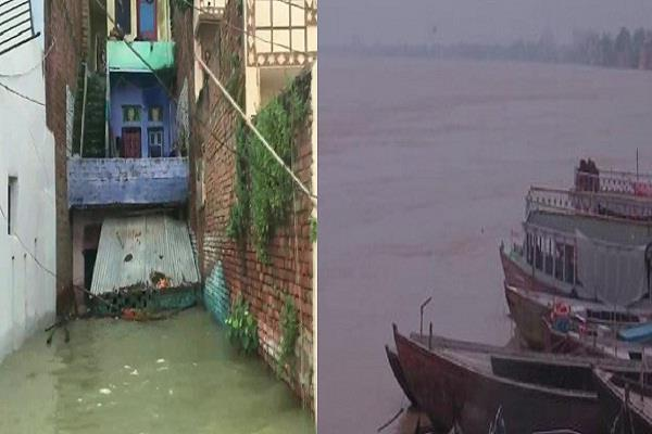 fears of floods in up
