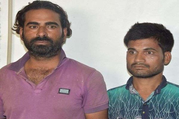 rajasthan balveer singh kharol police haryana
