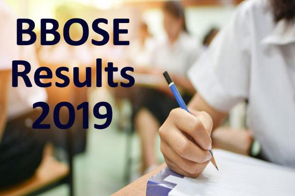 bbose results 2019 10th and 12th results released check soon