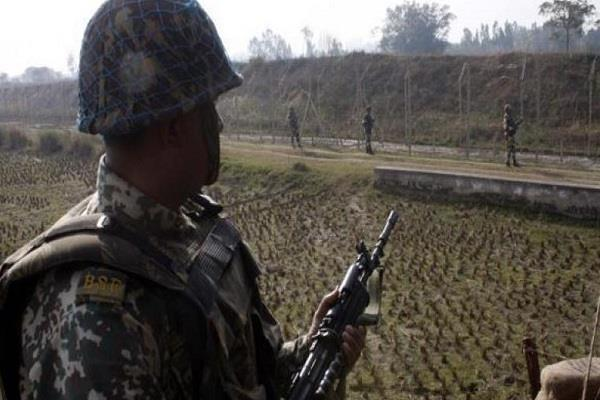 bsf jawan goes missing while patrolling the border
