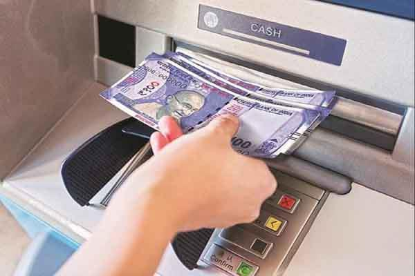 bank of india will be able to withdraw cash from atms by scanning qr codes