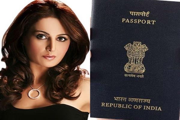 monica bedi s fake passport case raises problems