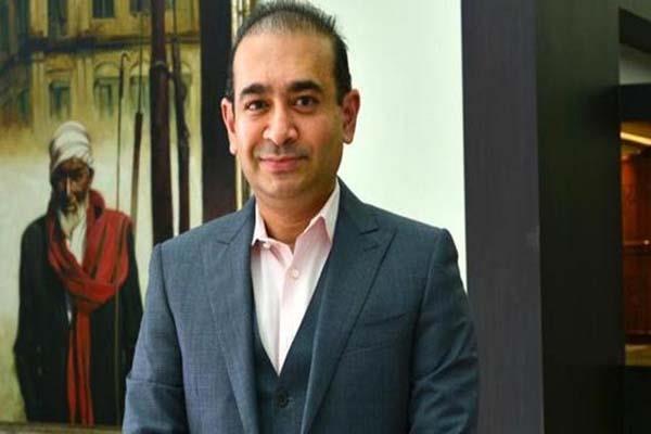 nirav modi protests against declaring himself a fugitive