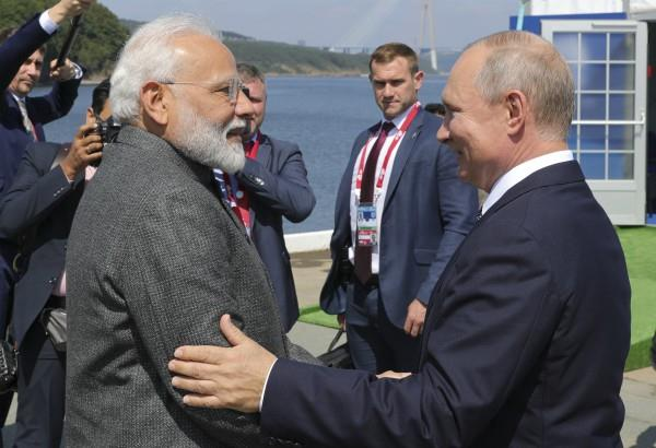 india s strong relations with russia pm modi