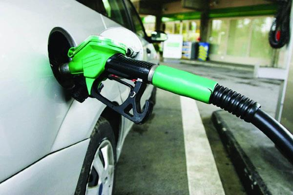 petrol and diesel prices increased for the sixth consecutive day