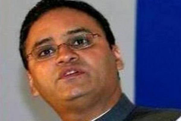 arun yadav expressed concern over the state of congress