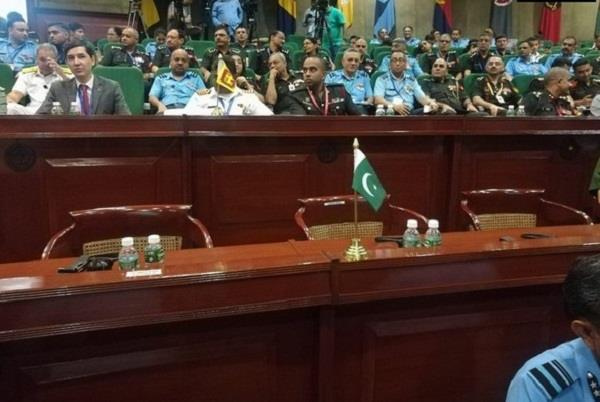 pakistan skips first sco military medicine conference at delhi