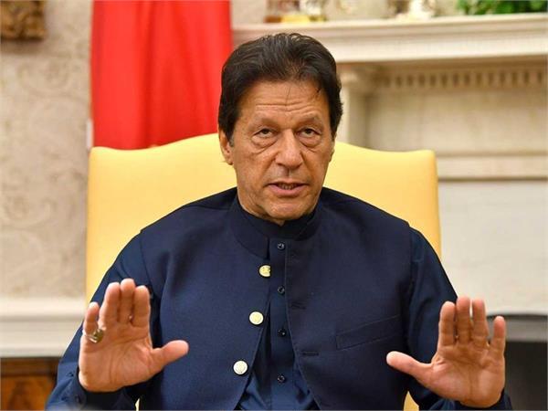 imran khan admits world has rejected pakistan s claims on kasmir