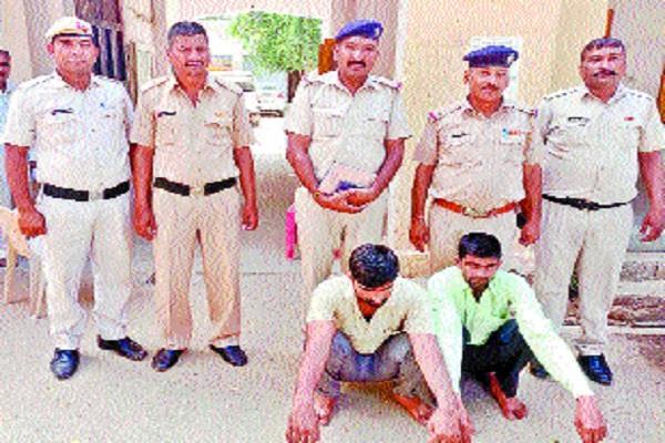 deepak s murder accused on 2 day remand