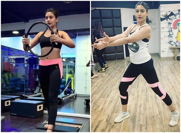 Celebs Fitness: 'इश्कबाज' की अनिका इस एक वर्कआउट से रखती हैं खुद को फिट