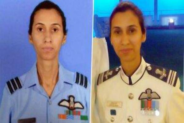 shailaja dhami first air force flying commander