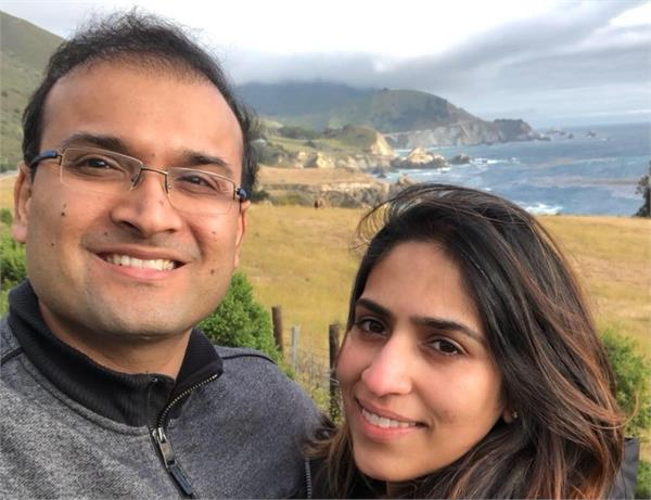 us based indian couple scientist killed in california boat fire